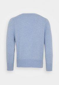 Marks & Spencer London - CASH CROP - Kardigan - light blue - 1