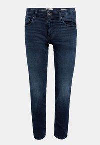 edc by Esprit - Slim fit jeans - blue black - 8