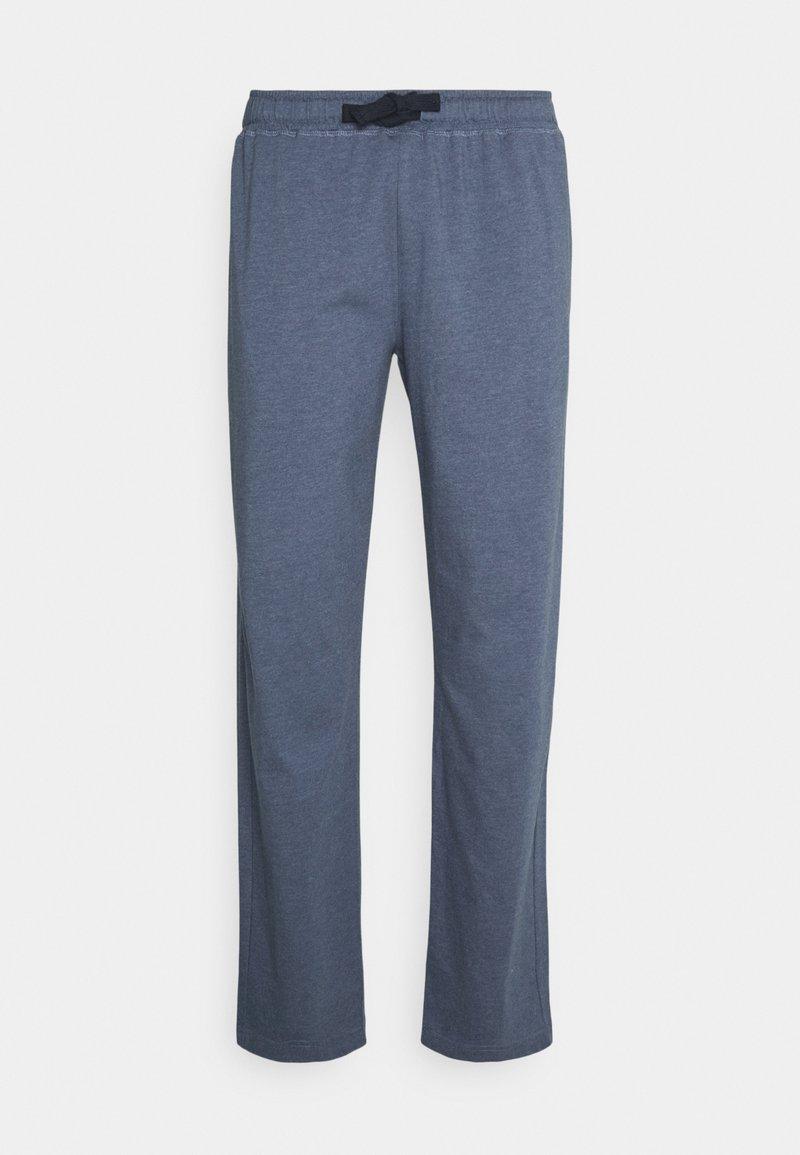 Ceceba - TROUSERS - Pyžamový spodní díl - blue dark melange