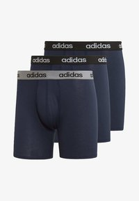 adidas Performance - BRIEFS 3 PAIRS - Pants - blue - 6