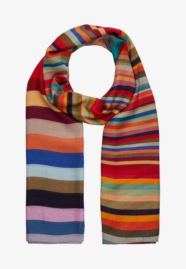 SCARF RAINBOW - Sjal - multi-coloured
