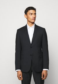 Emporio Armani - SUIT - Suit - black - 2