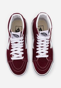 Vans - SK8 - High-top trainers - port royale/true white - 5