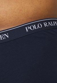 Polo Ralph Lauren - 3 PACK - Boxerky - navy - 3