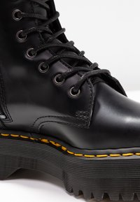 Dr. Martens - JADON ZIP - Bottines à plateau - black - 2