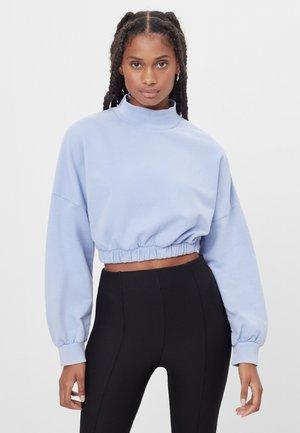 Sweatshirts - blue