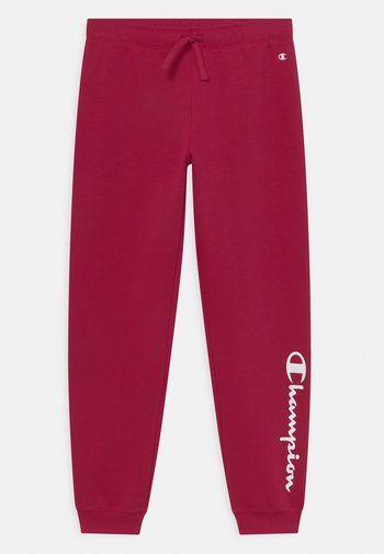 AMERICAN CLASSICS CUFF UNISEX - Pantaloni sportivi - burgundy