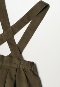 Mango - NORTH - A-line skirt - khaki - 2