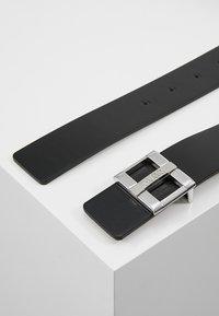 HUGO - ZITA BELT - Cintura - black - 2