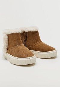 Mango - INUKB - Winter boots - hnědá - 2
