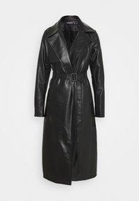 Missguided Tall - COAT - Classic coat - black - 0