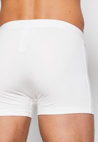 Pier One - 7 PACK - Pants - white - 2