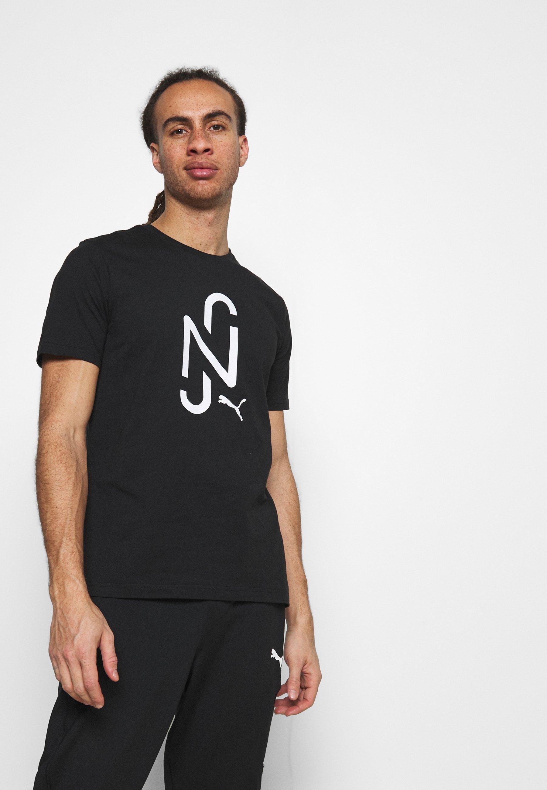 Homme NEYMAR JR LOGO TEE - T-shirt imprimé