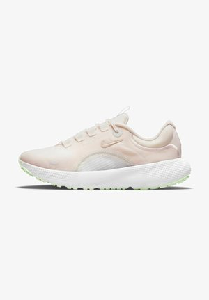 REACT ESCAPE RN - Chaussures de running neutres - light soft pink barely green white pink oxford