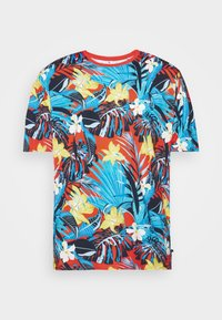 Jack´s Sportswear - FLOWER TEE  - Print T-shirt - rot - 4