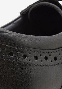 Next - Šněrovací boty - black - 5