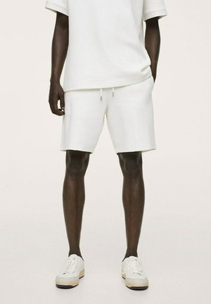 RONDA - Shorts - blanco roto