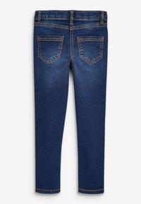 Next - SEQUIN EMBELLISHED - Straight leg jeans - blue - 1