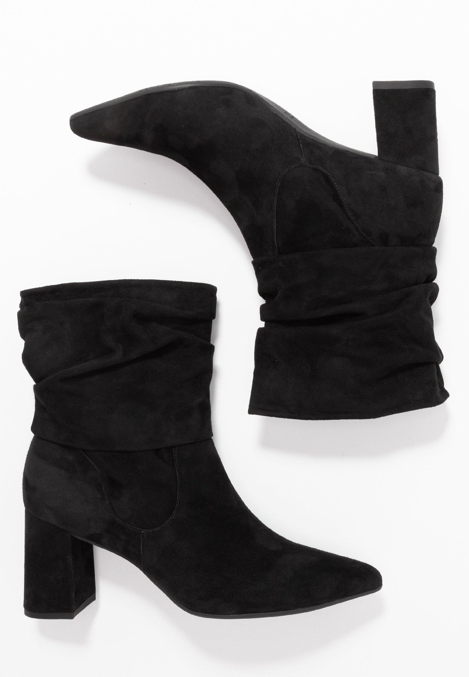 Peter Kaiser Korte laarzen Zwart dames (PETER 83 zwart