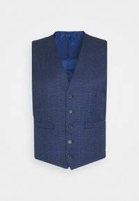 Isaac Dewhirst - CHECK SUIT - Suit - blue - 4