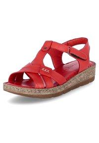 Andrea Conti - Walking sandals - rot - 1