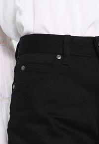 Dr.Denim - JENN  - Denim shorts - black - 5