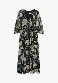 Mango - POISON - Day dress - svart - 5