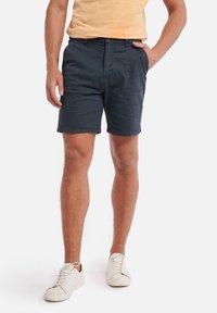 Shiwi - SHIWI MEN STRETCH COTTON JACK - Shorts - dark navy - 0
