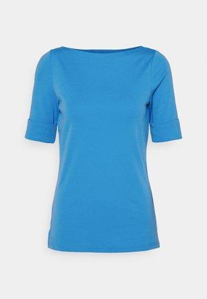 Basic T-shirt - captain blue