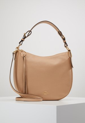 POLISHED SUTTON - Handbag - beechwood