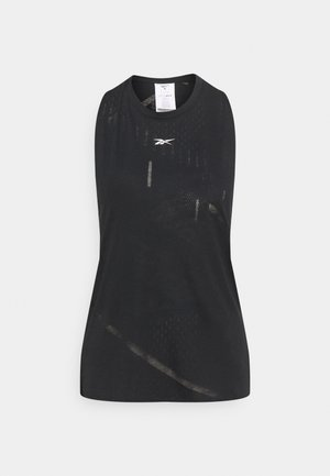 BURNOUT TANK - Top - black