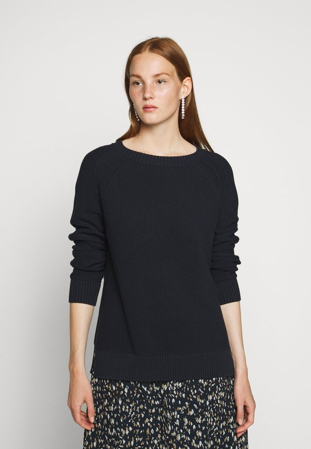 SHORELINE - Strickpullover - navy