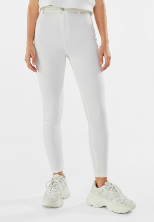 Jegging - white
