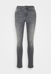 Opus - ELMA FOGGY - Slim fit jeans - soft mid grey - 3