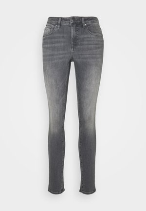 ELMA FOGGY - Vaqueros slim fit - soft mid grey