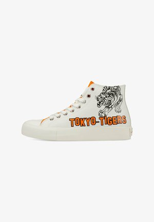VINTAGE  TOKYO - High-top trainers - white