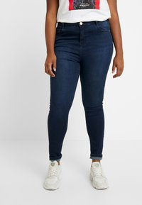 Dorothy Perkins Curve - SHAPE AND LIFT - Jeans Skinny Fit - indigo - 0