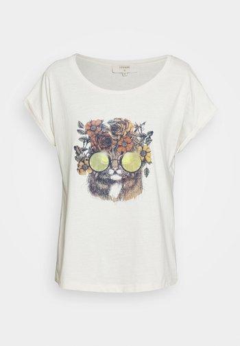 CARRIECR - T-shirt print - white