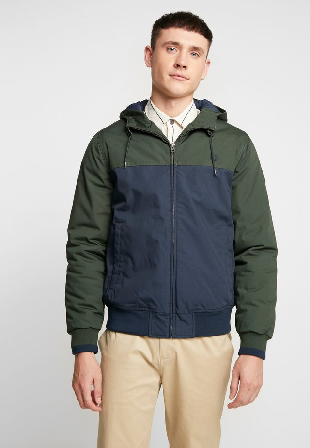 DULCEY 2 TONES - Winter jacket - olive drab