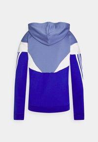 adidas Performance - COLORBLOCK - Tracksuit - orbit violet/bold blue/white - 2