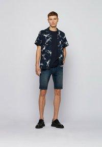 BOSS - RHYTHM - Shirt - dark blue - 1