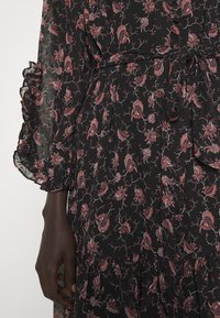 Bruuns Bazaar - ALCEA MARY DRESS - Shirt dress - black - 4