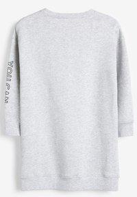 Next - Jumper dress - grey - 1