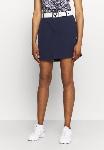 LINKS SKORT - Sports skirt - midnight navy