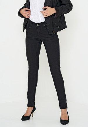 CELINA - Slim fit jeans - black washed