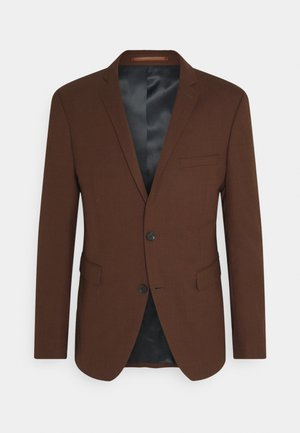 HOPSACK - Traje - rust brown