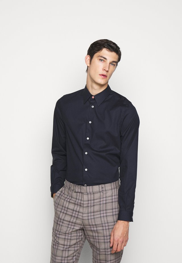 MENS TAILORED FIT - Formální košile - dark blue