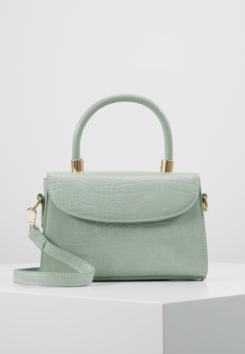 Gina Tricot - MAYA MINI BAG - Handtasche - sage