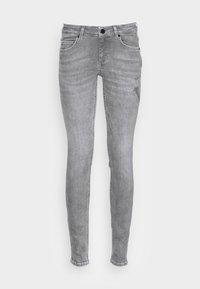 TROUSER SKINNY FIT REGULAR LENGTH LOW WAIST - Jeans Skinny Fit - grey wash