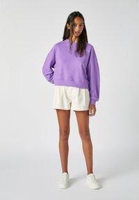 PULL&BEAR - Sweatshirts - purple - 1